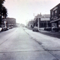 Main Street looking north from Green Street