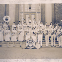 The Reading High School Band