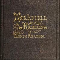 Genealogical history of the town of Reading, Mass. : including the present towns of Wakefield, Reading, and North Reading, with chronological and historical sketches, from 1639 to 1874