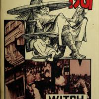 The Witch - Salem High School Yearbook