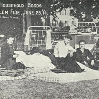 Salem Fire of 1914, Rescued Household Goods