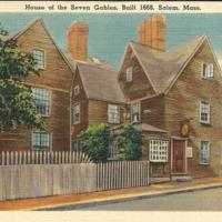 House of the Seven Gables, Front