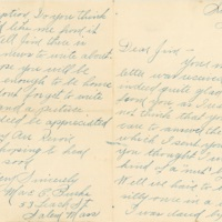 Letter from Mae Burke to James Kieran, 02-09-1918