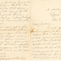 Letter from Margaret Conley to James Kieran, 12-08-1918
