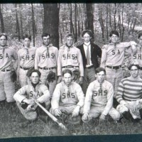 Saugus baseball team, about 1909