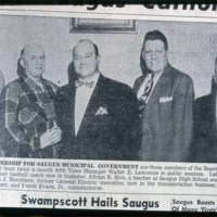 Saugus Board of Selectmen
