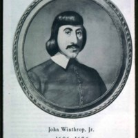 Saugus Center, John Winthrop, Jr.