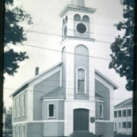 Universalist Church, Main and Summer Streets, Saugus Center