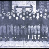 Saugus High School football team, 1936-37
