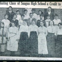 Saugus High School, class of 1916