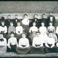 Saugus High School,  Grade 9, October, 1903