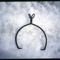 Saugus Historical Society's ice tongs