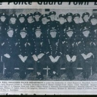 Saugus Police Departmental