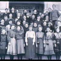 Students at the Felton School