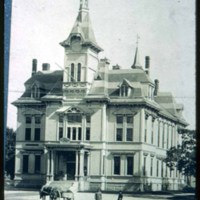 Saugus Town Hall, Central Street, Built in 1875