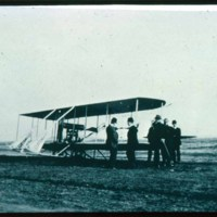 Saugus, Franklin Park, airfield