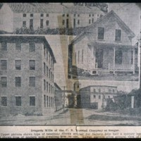 Saugus, Pranker Mill, Central Street