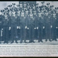 Saugus, Saugus Aux Police about 1940s