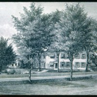 Andrew Scott's home, Central Street, Saugus Center