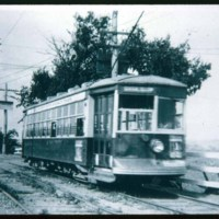 Street Car on Salem Turnpike, Saugus, Ballard St