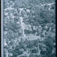 Sweetser School from the air
