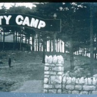 Unity Camp, center Street & Denver, 1905