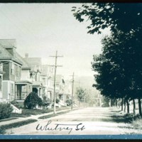 Whitney Street, Sawyer, Cliftondale