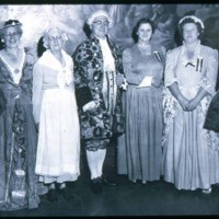 Saugus' 325th anniversary celebration, 1957