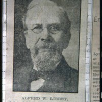 Alfred Libbey, East Saugus