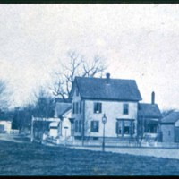 Capt Barnes House, Saugus Center, Central & Taylor Street