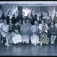 Class of 1937 at reunion