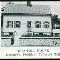 Cliftondale Newburyport Turnpike, Toll House