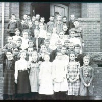 Cliftondale school children on Essex Street