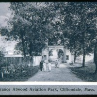 Cliftondale Square, Atwood Racetrack