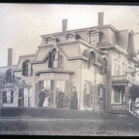 Cliftondale Square, Sweetser Home, Lincoln Avenue, From 10 cents store to Gulf Station