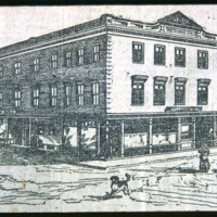 Cliftondale, Odd Fellows Hall, Whitney corner & Eustice Street