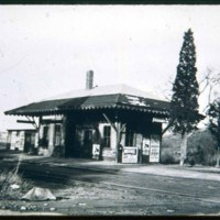Pleasant Hills Depot, Adams Avenue, Cliftondale