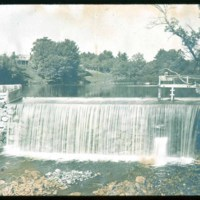 Dam on Saugus River