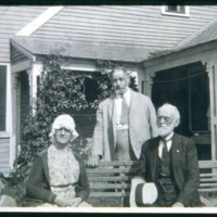 East Saugus, Dr & Mrs Gale, Bertha O Dal, Chief Roland Mansfield