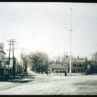 East Saugus, Entrance to Saugus, Left Lincoln Ave, Right Chestnut Street & it was Old Baston Road