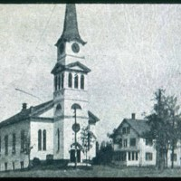 Methodist Church, Chestnut and Winter Streets, East Saugus
