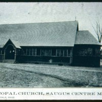 Episcopal Church, Central Street, Saugus Center