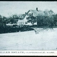 Essex Street, Norman Rd. today, Lt. Lemuel Aller then Miller Farm
