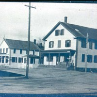 First Parish, Later Tilbens Store, also salled Whitehead, Saugus Center (Early)