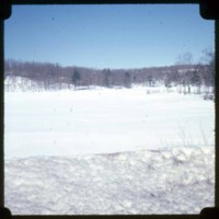 Hawkes Brook Pond, Saugus, 1975