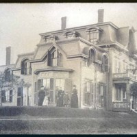 Lincoln Avenue, from odd fellows Hall to Gulf Site, Sweetser Home, Cliftondale