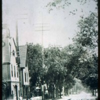 Lincoln Avenue, Toward Franslmas Park, West