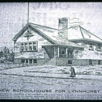 Lynnhurst School, built 1900
