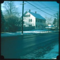 Main Street, 1975, Home of Stocker years ago