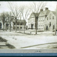 Main Street, Saugus Center, 1897